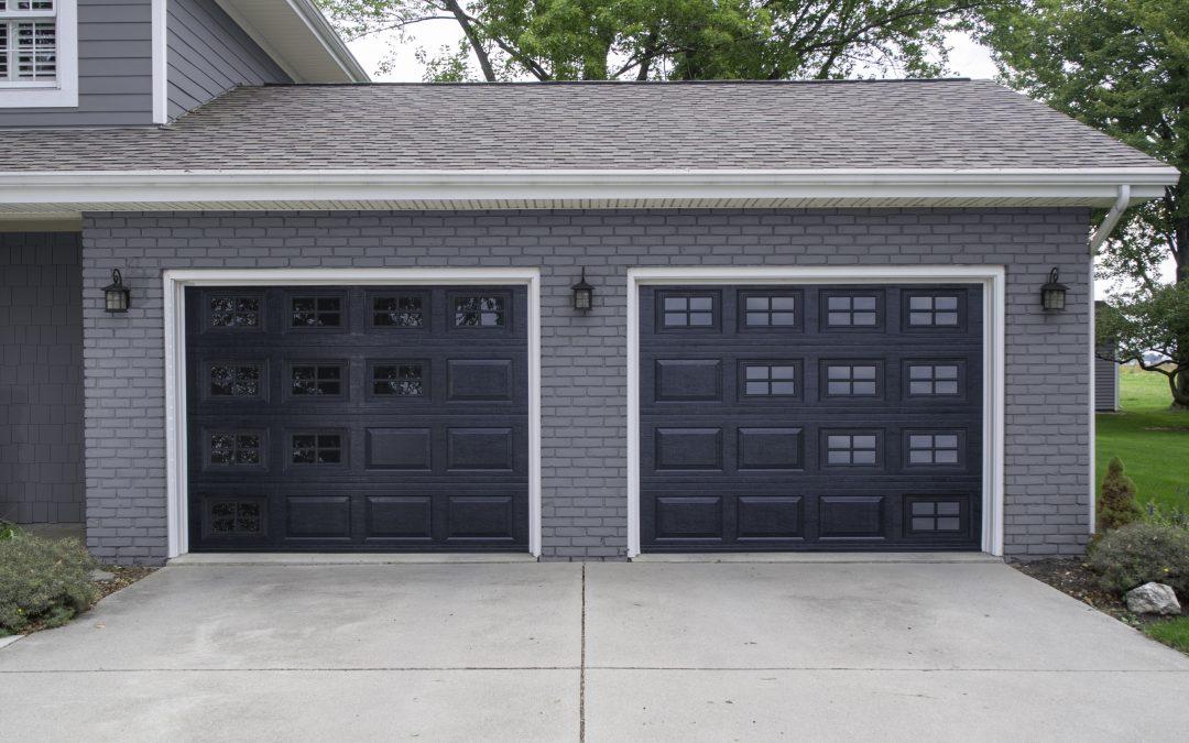 New SelectView Garage Door Window Option Now Available